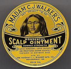 Madam C.J. Walker Hair Products | Madam C.J. Walker: Self-Made Millionaire.