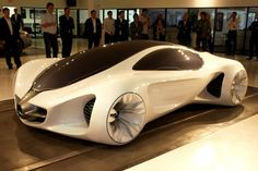 Now this would be the car to have! not sure if it's actually being sold, but this is a Mercedes Benz Biome
