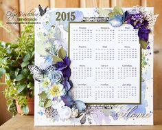Scrap story ...: Another Calendar))