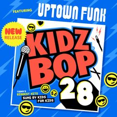 KidzBop 28 Review and Giveaway | Try It - Like It :: craft, eat, read, buy, win, link