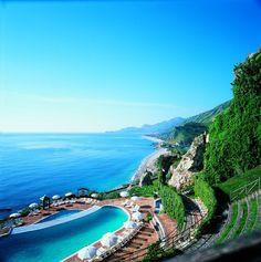 One day.....Baia Taormina Grand Palace Hotel-Italy #taormina #sicilia #sicily