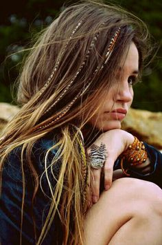 @PinFantasy - bohemian ✯ ~~ For more: - ✯ http://www.pinterest.com/PinFantasy/lifestyles-~-boho-hippie-and-gypsy/