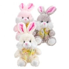 too young to eat chocolate or on a diet , these would make an eggcellent Easter prezzie so no one misses out - Bunny Cuddly Toy - Easter Gifts & Cards - Easter UK UK Easter Toys, Hoppy Easter, Easter Treats, Easter Gift, Easter Bunny, Easter 2015, 70th Birthday, Bake Sale, Cute Bunny