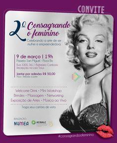 Núcleo da Mulher Empreendedora comemora Dia Internacional da Mulher com jantar, workshop e networking – Portal Timbó NetPortal Timbó Net