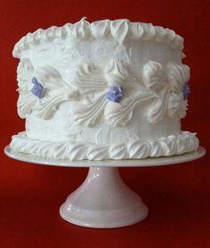meringue cake recipe