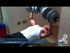 Killer Home Chest Workout