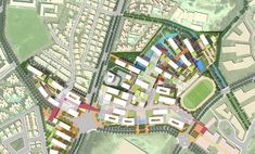 Singapore University of Technology & Design Master Plan – Sasaki Urban Design Diagram, Urban Design Plan, Plan Design, The Plan, How To Plan, Plan Maestro, Masterplan, Tourism Development, Urban Analysis
