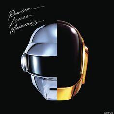 Daft Punk's Album: random access memories To be released May 21, 2013