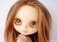 """OOAK Blythe Doll """"Nicky"""""""