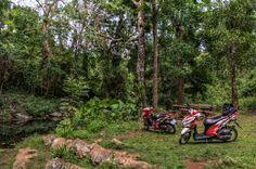 Laos - Motorbike