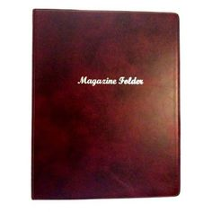 Magazine Folder - Plastic