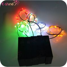 3m 30 LED Battery Operated Multi-function Led String Lights