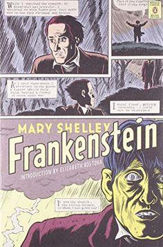 Frankenstein: (Penguin Classics Deluxe Edition) @ niftywarehouse.com #NiftyWarehouse #Frankenstein #Halloween #Horror #HorrorMovies #ClassicHorror #Movies