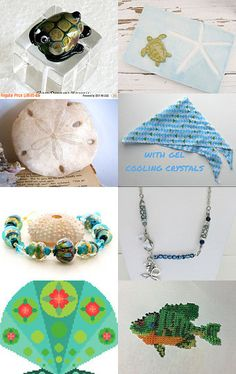 Under the Sea  by Margie on Etsy--Pinned with TreasuryPin.com
