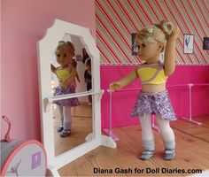 Dance Studio News – Mini Photo Story