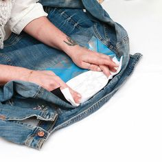Personalise Your Denim Jacket! - WakeUpCut