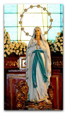 Our Lady's birthday is coming up on August 5th