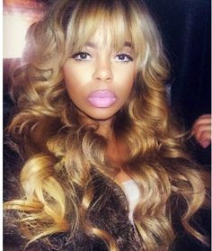 Sew Hot: 40 Gorgeous Sew-In Hairstyles | hair | Pinterest | Bangs ...