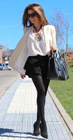 Winter to Spring Fashion