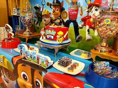 Gabriela M's Birthday / Paw Patrol - Photo Gallery at Catch My Party 15th Birthday Party Ideas, Diy Birthday Decorations, 4th Birthday, Paw Patrol Decorations, Paw Patrol Birthday, Gingerbread, Ideas Para, Home Decor, Paw Patrol Party