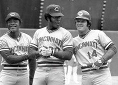 Morgan Griffey Rose Baseball Players, Baseball Cards, Mlb Uniforms, Baseball Classic, Cincinnati Reds Baseball, Pete Rose, Sports Stars, Big, Hustle