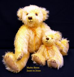 Jeune en Jaune Marbo beren