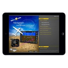 Aviation Tutorials has been creating pilot training courses for years, originally on CD-ROM and now as dedicated iPad apps. The company recently released an all-new training app, called Navigation and Advanced Avionics. Here's a preview.