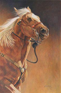 The Palomino by Phyllis Waltman