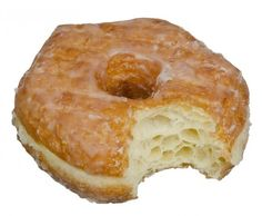 Take a bite out of this donut.and your immune system? Science proves that poor nutritional choices can have a significant impact on your immunity. And nobody has time for a side of strep throat with a glazed donut. Can't give up the donu Krispy Kreme, Donut Recipes, Copycat Recipes, Dessert Recipes, Cronut, Top Secret Recipes, Fondue, Chocolate Donuts, Doughnuts