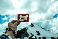 Keep exploring. #REVISITproducts #goexplore
