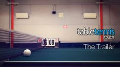 Wiff Waff would like to introduce his official #trailer for Table Tennis Touch, the most realistic table tennis experience on mobile. Featuring fully 3D graphics, detailed physics and advanced AI, plus awesome Career Mode, Mini Games and Game Center integration. Out now on #iOS, coming soon to #Android.  Brought to you by Yakuto Ltd.  Find out more at: www.tabletennistouch.com Follow us on Twitter! twitter.com/tabletennistch Like us on Facebook! facebook.com/tabletennistouch  #mobilegaming…
