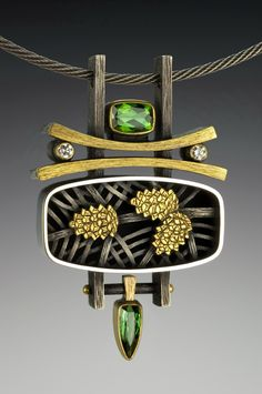 Pendant by Suzanne Williams             I love how all of this is styled.