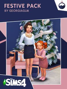 Festive Pack - by Georgiaglm Here it finally is, I've worked so hard on this unofficial pack for Sims 4 and I'm proud to present 15 Maxis match items for you toddler and child sims that are base game. Sims 4 Cc Kids Clothing, Sims 4 Mods Clothes, Children Clothing, Sims Four, Sims 4 Mm Cc, Maxis, The Sims 4 Bebes, Sims 4 Stories, Sims 4 Expansions