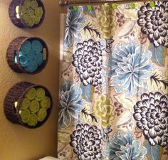 DIY Basket Storage in Bathroom | DIY Bathroom Storage Ideas for Small Spaces