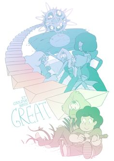 Steven Universe References & Fanart