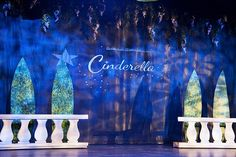 Cinderella: Set , Lighting and Projection design by Brian Ebbinghaus