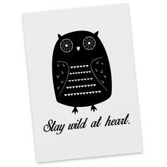 Postkarte Eule Azteke aus Karton 300 Gramm  weiß - Das Original von Mr. & Mrs. Panda.  Diese wunderschöne Postkarte aus edlem und hochwertigem 300 Gramm Papier wurde matt glänzend bedruckt und wirkt dadurch sehr edel. Natürlich ist sie auch als Geschenkkarte oder Einladungskarte problemlos zu verwenden.    Über unser Motiv Eule Azteke  Eulen leben weit verbreitet und es gibt sie in vielen verschiedenen Arten: Steinkauz, Schneeeule und die Waldohreule sind zum Beispiel Eulen, die jeder…