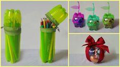 Make different things with plastic bottles http://amazingoffersanddeals.blogspot.com/2016/11/make-different-things-with-plastic.html