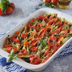 Bruschetta, Ricotta, Pasta, Ethnic Recipes, Oven, Noodles