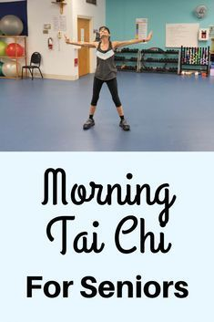 Wake up your body and energize your mind with this quick morning Tai Chi exercise for beginners. Incorporate these Tai Chi exercises for seniors into your morning routine to energize the mind and unlock your joints and muscles.