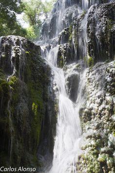 Cascada Monasterio de Piedra ,Aragón