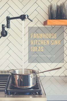 Individuals frequently have problem with with corner kitchen sink layout ideas when they are thinking of the format of their kitchen. Corner Sink Kitchen, White Kitchen Sink, Farmhouse Sink Kitchen, Modern Farmhouse Kitchens, Diy Kitchen, Kitchen Dining, Sink Organizer, Dining Area, Kitchen Appliances