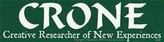 Crone (creative Researcher Of