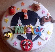 The muppets cake :-)