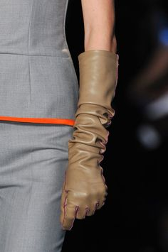 Altuzarra Fall 2014 - Runway Details at #NYFW