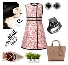 """""""Untitled #952"""" by giselaturca on Polyvore featuring Giambattista Valli, Malone Souliers and Michael Kors"""