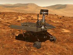 La sonda Spirit,atterrò su Marte nel mese di gennaio 2004.In questi 10 anni le informazioni raccolte dalla sonda, sono da considerarsi un vero e proprio ba