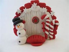Best 25+ Polymer clay christmas ideas on Pinterest ...