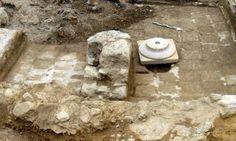 В Греции вблизи Спарты археологи нашли микенский дворец