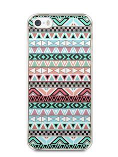 Capa Iphone 5/S Étnica #4 - SmartCases - Acessórios para celulares e tablets :)
